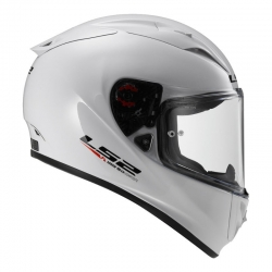 LS2 FF323 ARROW R SOLID WHITE KASK INTEGRALNY